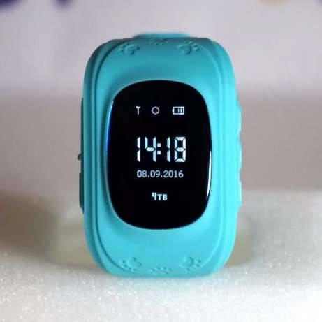 Детские умные часы Smart baby watch Q50. Оригинал