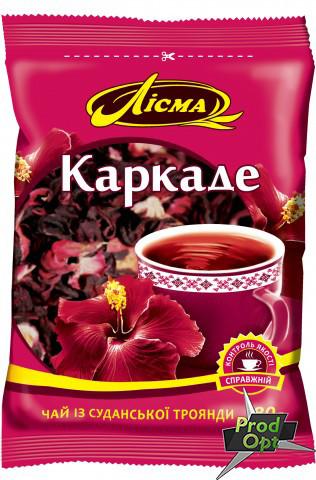 Чай Лісма Каркаде 80 г