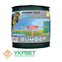 Тесьма FARMER T20-GR 200м (20мм)
