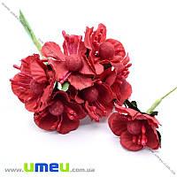 Цветение яблони, 30 мм, Красное, 1 шт (DIF-018010)