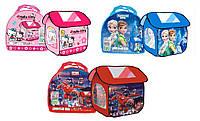 Палатка Frozen, Hello Kitty, Принцессы