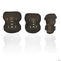 Защита для роликов детская AMZ-150 черная M
