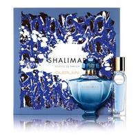 GUERLAIN Подарочный набор Shalimar Souffle de Parfum (EDP 50 мл + EDP 15 мл)