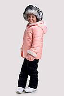 Куртка зимняя с варежками