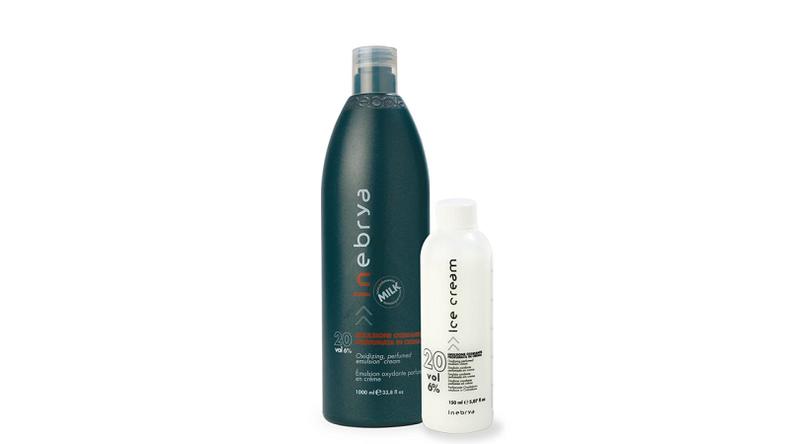 INEBRYA COLOR OXIDIZING EMULSION парфюмированная окислительная эмульсия 6% 150 мл.