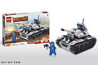 Конструктор для мальчика 81660 world of tanks 431 деталей в коробке 50*6*35