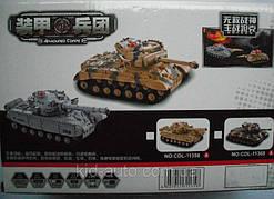 Танковый бой Металлические танки C.D.L.Toys 11368B
