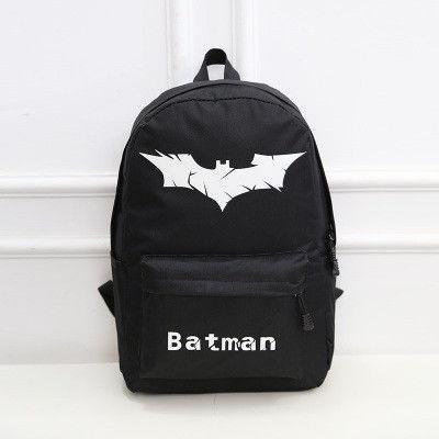 """Мужской рюкзак с принтом """"Бэтмена"""""""