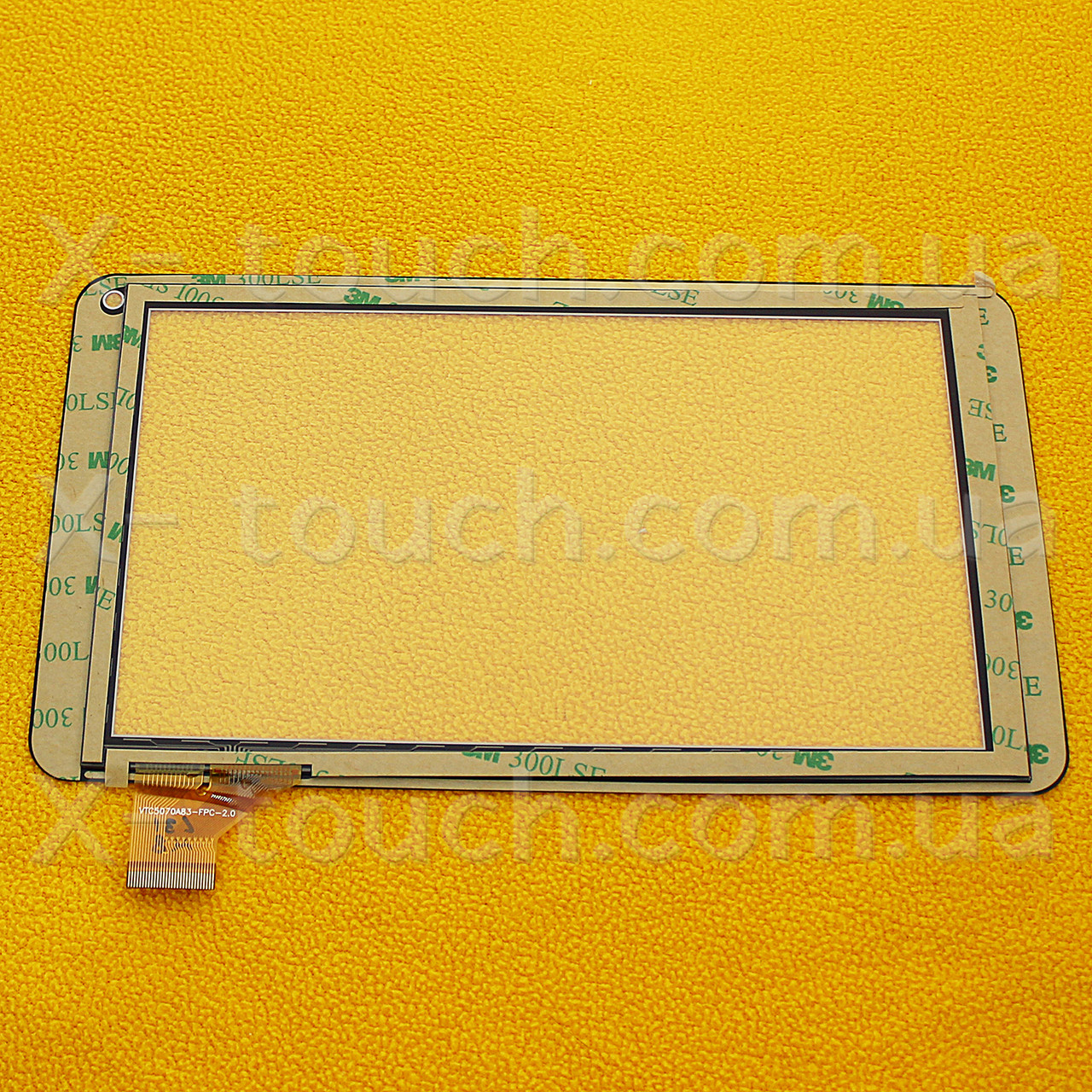 Тачскрин, сенсор  FHX20140531 HK70DR2069-V01  для планшета