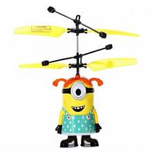 Інтерактивна іграшка Minions YT-388 (вертоліт) Бридкий Я