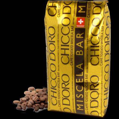 Кофе зерновой Chicco D'oro miscela bar 1000г, фото 2
