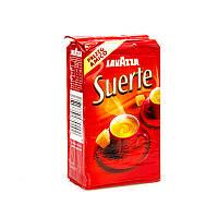 Кофе молотый Lavazza Suerte, 250 гр., Италия
