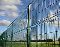 Забор из сварных панелей 1730x3000*4