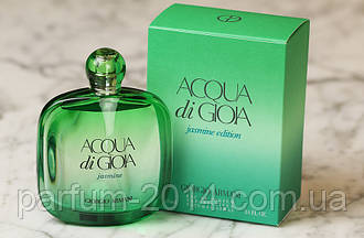 Жіноча парфумована вода Armani Acqua Di Gioia Jasmine (репліка)