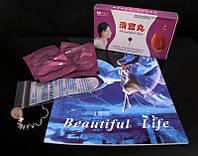 Китайские травяные тампоны  Beautiful Life «Qing Gong Wan» 6шт