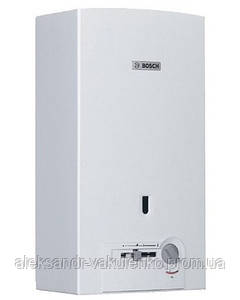 Газовая колонка Bosch Therm 4000 O WR10-2P (дымоходная)