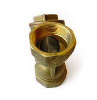 Фильтр латунный 3 для воды