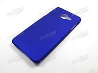 Пластиковый чехол Samsung A310F Galaxy A3 2016 (синий), фото 1