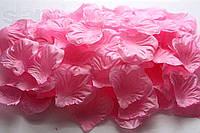 Лепестки роз 2 упаковки 200 шт розовые