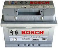 """Аккумулятор Bosch S5 Silver Plus 63Ah, EN 610 правый """"+"""""""