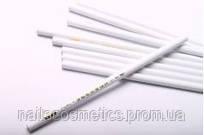 Восковой карандаш белый