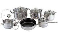 Набор посуды Bohmann BH 1231 STF (12 предметов)