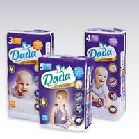 Подгузники Dada Premium Польша