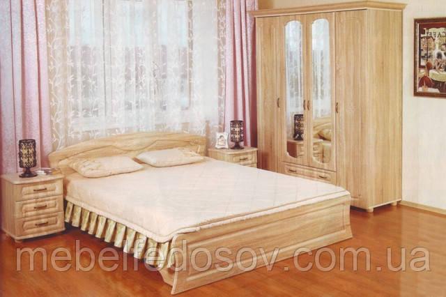 модульная спальня дженифер акация
