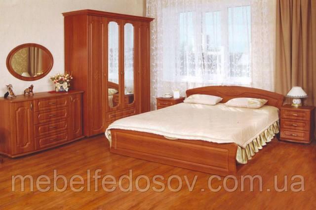 модульная спальня дженифер орех итальянский