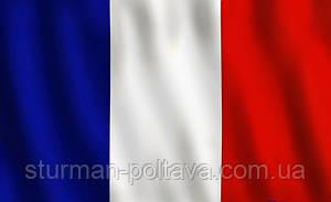 Прапор Франція розмір 150х90