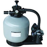 Фільтраційна установка з насосом для басейну EMAUX FSF500 - 11,1 м3/год, D535, фото 1