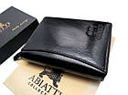 Портмоне гаманець чоловічий шкіряний Abiatti, фото 2