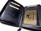 Портмоне гаманець чоловічий шкіряний Abiatti, фото 8