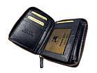 Портмоне кошелек мужской Abiatti кожаный, фото 9