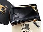 Портмоне гаманець чоловічий шкіряний Abiatti, фото 3