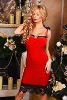 Женское бархатное платье Лолила