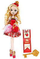 Кукла Ever After High Apple White Doll Эвер Афтер Хай Эппл базовая