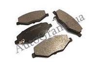 Колодки тормозные передние A, CHERY AMULET, A11-6GN3501080
