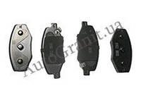 Колодки тормозные передние NEW PREMIUM, CHERY JAGGI, S21-6GN3501080