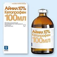 Аинил 10% 100мл Invesa (Испания) противовоспалительный обезбаливающий препарат, фото 2