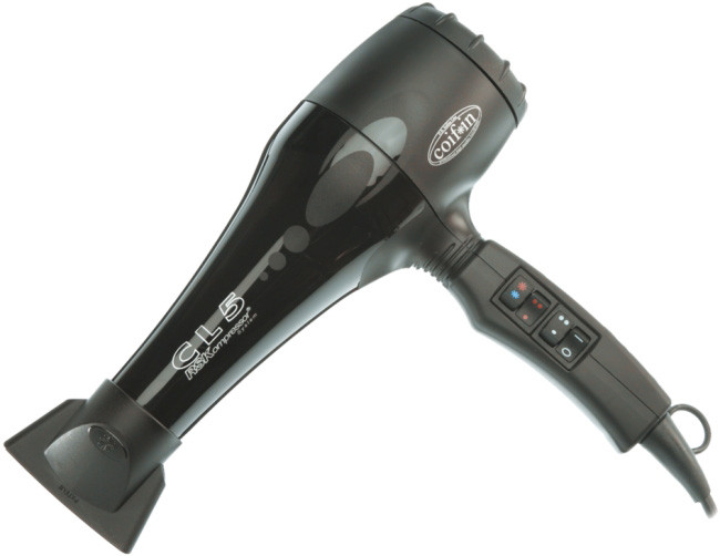 Фен для волос Coifin CL5R black CL5R 3914d47e82b91