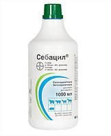Себацил 50% 50 мл  Bayer средство для борьбы с клещами, вшами, блохами и мухами.