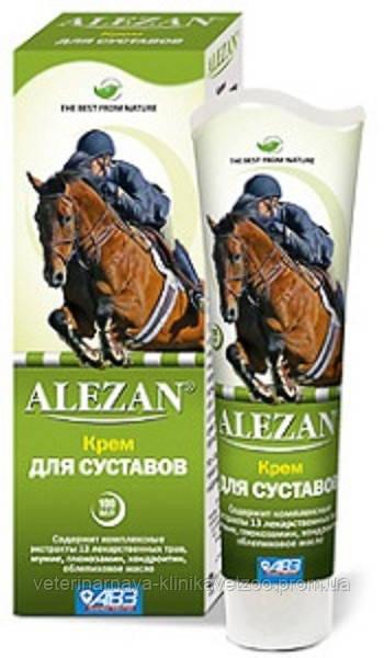 Алезан (Alezan) 100 мл крем для суставов.