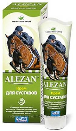 Алезан (Alezan) 100 мл крем для суставов., фото 2