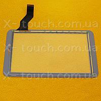 Тачскрин, сенсор  NJG070099FEGOB-V1 белый для планшета