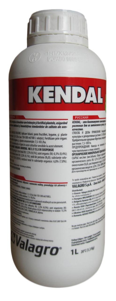 Биоиммуностимулятор Кендал (1 л) - стимулирует защитные реакции растения, устойчивость к стрессам и болезням
