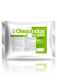 Олаквиндокс 10% 1 кг антибактериальный стимулятор роста для поросят, фото 2