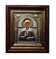 Матрона Московская икона православная под стеклом