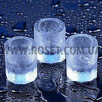 Силиконовая форма для рюмок из льда - Ice Shots Glasses