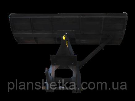 """Отвал ОТ-180 """"Володар"""" с гидроцилиндром для минитрактора, фото 2"""